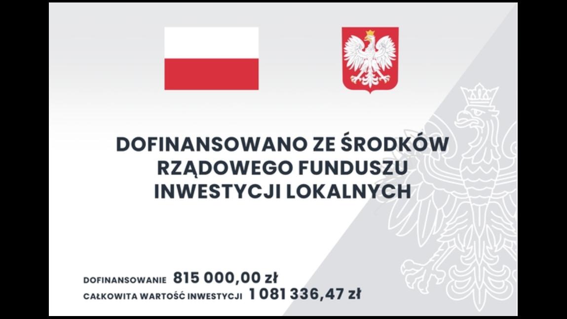 Przebudowa ulic: Sokólskiej, Kolejowej, Orzeszkowej i Ochotniczej w Czarnej Białostockiej wraz z budową nowej i niezbędną przebudową istniejącej infrastruktury technicznej etap I.